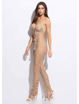 catch-me-if-you-can-netted-jumpsuit by gojane
