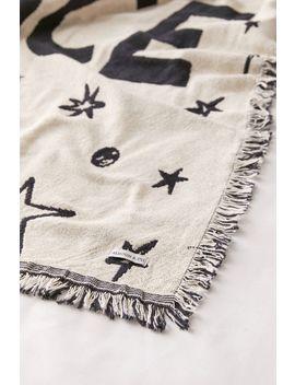 Calhoun & Co. Safe Space Woven Throw Blanket by Calhoun &Amp; Co.