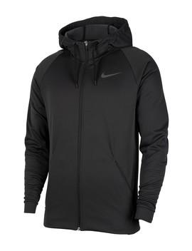 Therma Fleece Veneer Hoodie by Nike