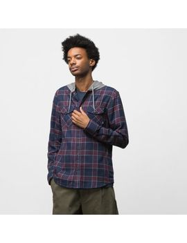 Parkway Hooded Flannel Shirt by Vans
