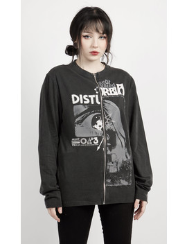 Orphic Long Sleeve T Shirt by Disturbia