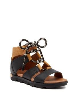 Torpeda Ghillie Lace Ii Sandal by Sorel