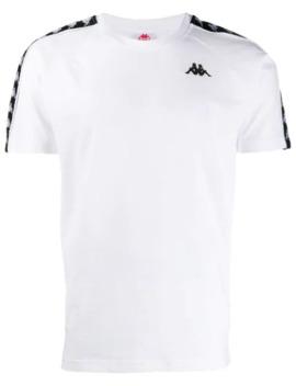 Printed Logo T Shirt by Kappa
