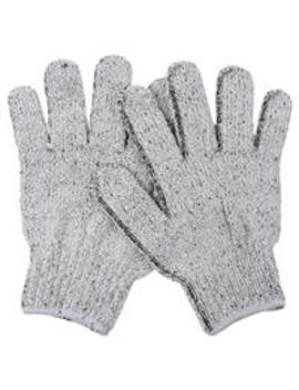 Manicare 25508 Charcoal Detox Exfoliating Gloves by Accessories
