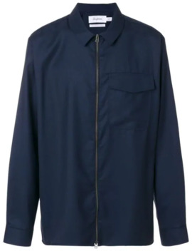 Zipped Shirt by Schnaydermans