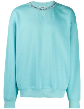 Knitted Collar Jumper by Acne Studios