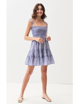 Blue Life Summer Breeze Mini Dress by Pacsun