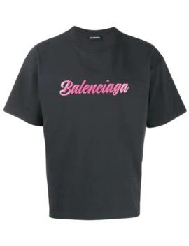 short-sleeve-normal-t-shirt by balenciaga