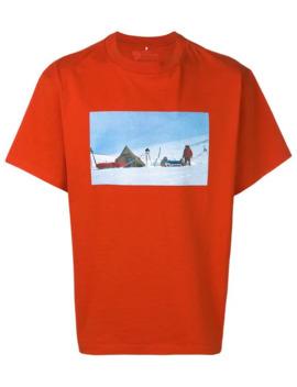 Acne Studios X Fjällräven Print T Shirt by Acne Studios