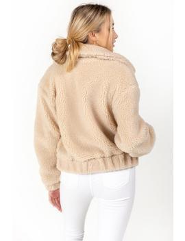 Kelis Wubby Front Pocket Jacket by Francesca's