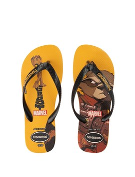 Havaianas Marvel Guardians Of The Galaxy Top Sandal by Havaianas