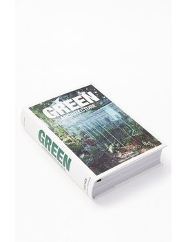 Taschen Green Architecture Book by Pacsun
