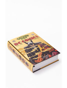 Taschen The Golden Age Of Dc Comics Book by Pacsun