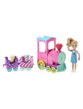Barbie Club Chelsea Doll And Choo Choo Train by Choo Train