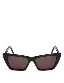 Women's Cat Eye Sunglasses, 53mm by Saint Laurent