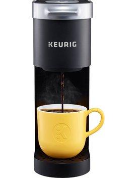 K Mini K Cup Pod Coffee Maker   Matte Black by Keurig