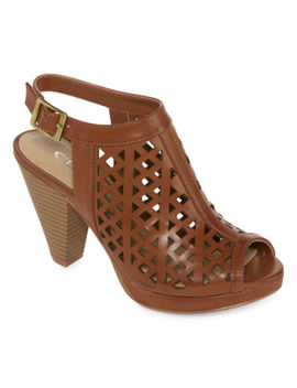 Cl By Laundry Wishes Womens Heeled Sandals by Cl By Laundry