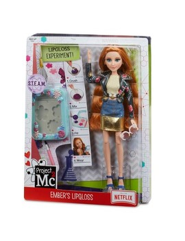 Project Mc2 Experiments With Doll  Ember's Lip Gloss by Ember's Lip Gloss