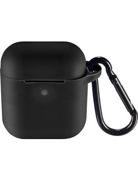 Case For Apple Air Pods   Black by Insignia™