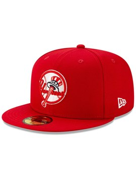 New York Yankees New Era 2019 Mlb Little League Classic 59 Fifty Fitted Hat   Red by New Era