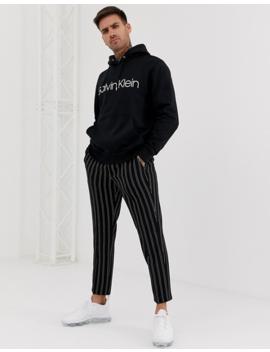 Худи черного цвета Calvin Klein by Calvin Klein