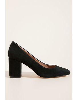 eloise-block-heels by anthropologie