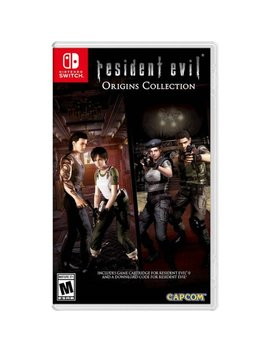 nintendo-switch by resident-evil:-origins-collection