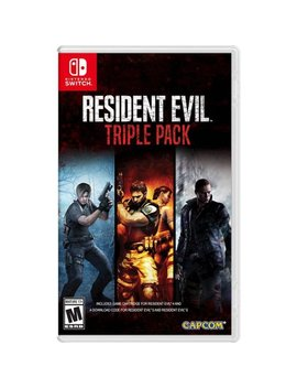 Nintendo Switch by Resident Evil Triple Pack