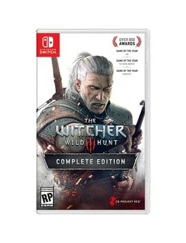 Nintendo Switch by The Witcher 3: Wild Hunt Complete Edition
