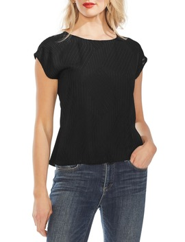 Burnout Front Top by Vince Camuto