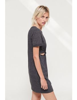 Uo Twist Front T Shirt Dress by Urban Outfitters