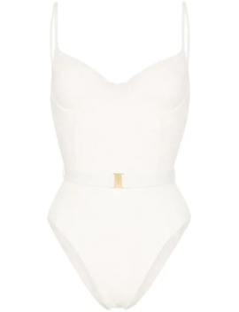Danielle Broderie Anglaise Swimsuit by Onia