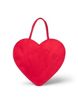 Heart Shaped Tote Handbag   Erin Fetherston For Target Red by Erin Fetherston For Target Red