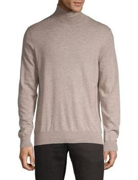 Collection Crewneck Cashmere Sweater by Saks Fifth Avenue
