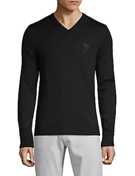 Collection Crewneck Cashmere Sweater by Cashmere Saks Fifth Avenue
