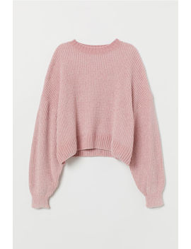 chenillepullover by h&m