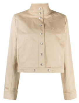 Snap Button Jacket by Courrèges