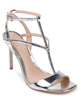 Kiki Ankle Strap Sandal by Jewel Badgley Mischka