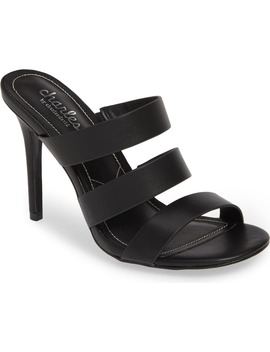 Rivalary Slide Sandal by Charles By Charles David