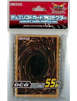 Yu Gi Oh Arc V Ocg Duelist Card Sleeve Protector For Small Size Cg1480 68075 Japan by Konami Digital Entertainment