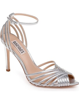 Badgley Mischka Andi Ankle Strap Sandal by Badgley Mischka Collection