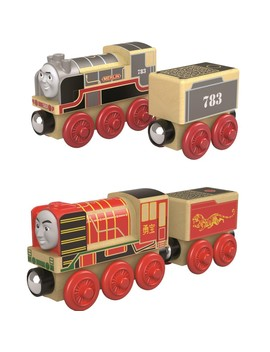 Thomas &Amp; Friends Wooden Toy Train Character   Assorted* by Thomas &Amp; Friends