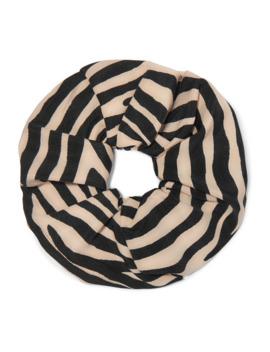 Romie Zebra Print Hair Tie by Loeffler Randall