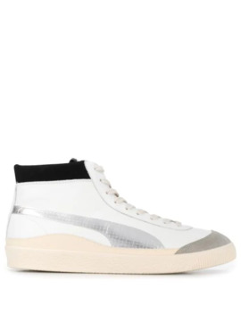 x-rhude-basket-68-og-mid-sneakers by puma