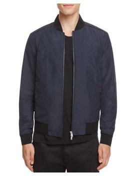 Brant Burrow Bomber Jacket   100% Exclusive by Theory