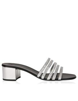Paula Crystal Sandals by Giuseppe Zanotti