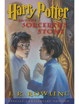 Harry Potter And The Sorcerer's Stone: 10th Anniversary Edition (Harry Potter Series #1) by J. K. Rowling
