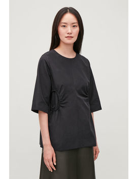 Ring Detail Top by Cos
