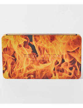 Forever Flawless Fire Eyeshadow Palette by Makeup Revolution