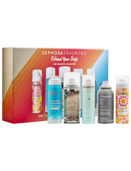 Extend Your Style: Dry Shampoo Collection by Sephora Favorites